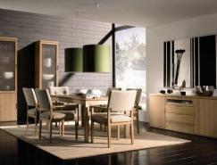 Hulsta漂亮的餐桌设计