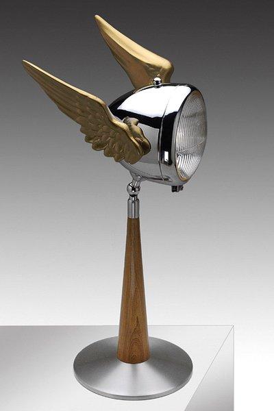 lamponi手工制作的创意台灯欣赏