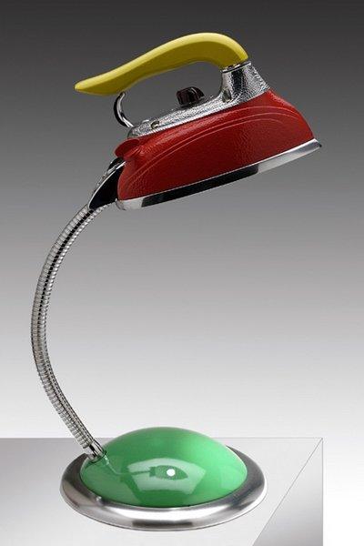 lamponi手工制作的创意台灯欣赏(2)