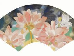 画家莫晓松工笔花鸟画欣赏