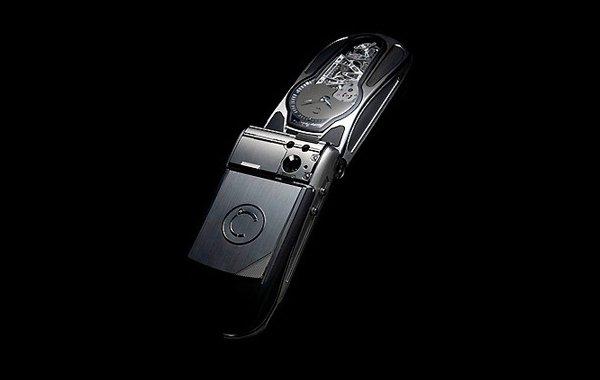 超时尚奢华手机CelsiusXVIII