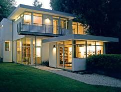 简约装修风格的现代住宅设计