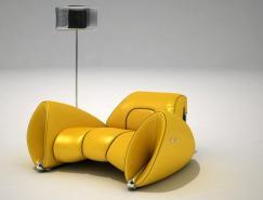 R15沙发椅设计