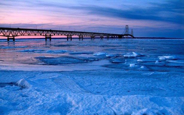 海峡运河_桥之美:世界上最漂亮的大桥(3) - 设计之家