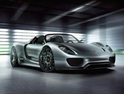 保时捷(Porsche)918Spyder概念车
