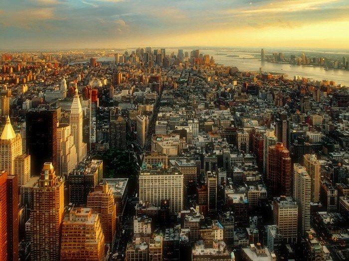 15张漂亮的纽约城市风光摄影