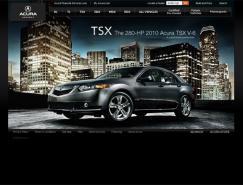 101个漂亮的汽车网站设计