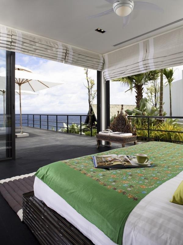泰国普吉岛漂亮的海景别墅欣赏(2)