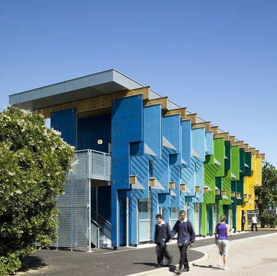 Longford社区大学图书馆设计