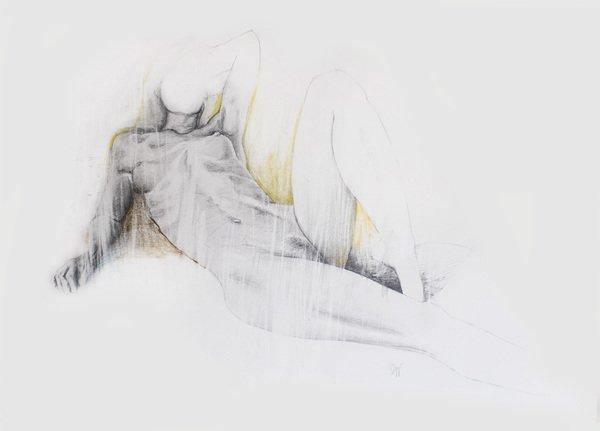 Daan Noppen铅笔画作品欣赏