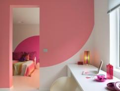FluoFantasy涂料:完美色彩体验的室内空间