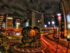 如画般的东京HDR摄影作品