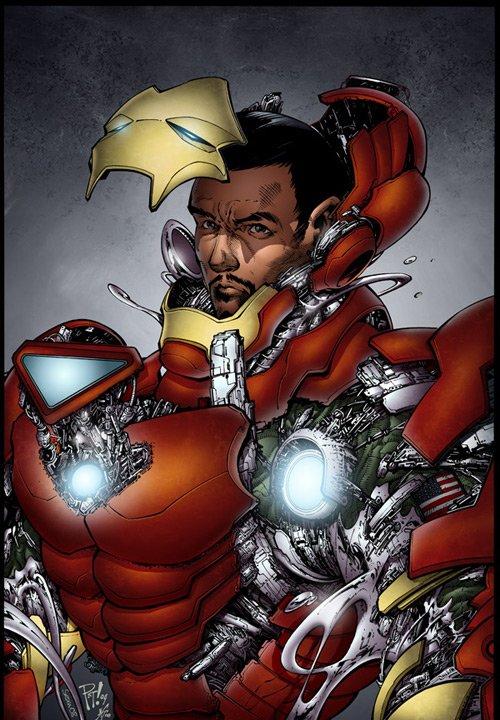 Iron Man 3 Gif