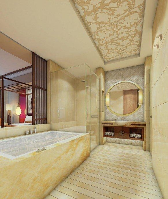 16张浴室365bet效果图