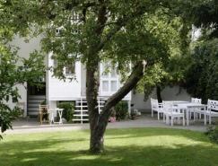 来自丹麦的一套温馨的别墅室内设计