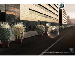 SKODA自动泊车系统广告欣赏