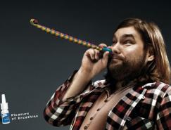 Otrivin鼻塞喷剂创意广告