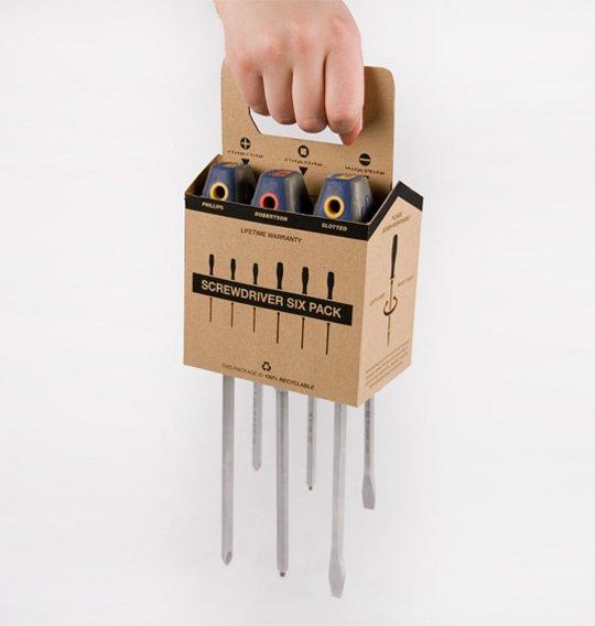 独特创意的包装设计