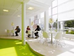 玩具制造商LEGO(乐高)办公环境设计