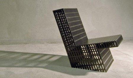 14款独特和时尚椅子设计欣赏