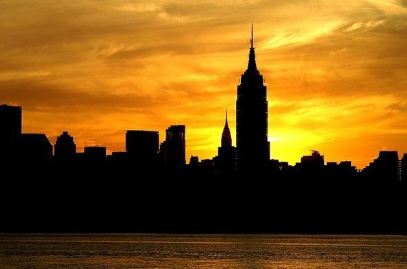 36张漂亮的逆光剪影照片 - 纽约文摘 - 纽约文摘