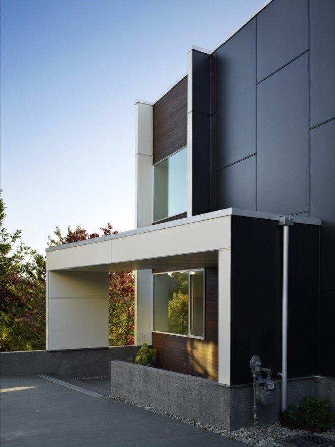 国外一套两层住宅效果图设计(3)