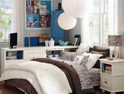 國外青少年臥室設計欣賞