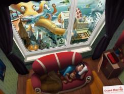 StroyMaster隔音窗广告欣赏