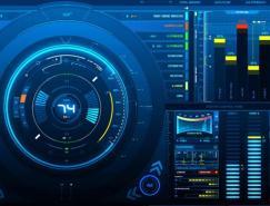 40个音乐播放器UI界面设计