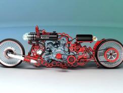 Solif超酷的另类摩托车概念澳门金沙网址