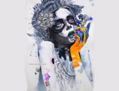19岁韩国画家MinjaeLee作品欣赏