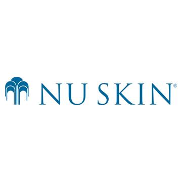 如新(nuskin)标志矢量图