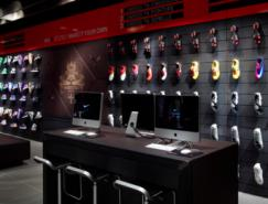 巴黎NikeBootroom室内设计