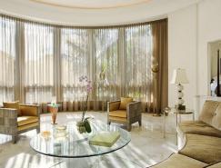 12张华丽的国外客厅设计欣赏