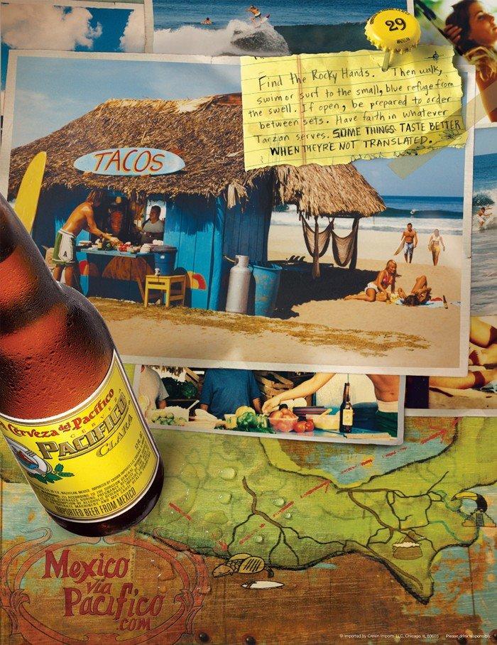 国际资讯_国外啤酒创意广告精选(4) - 设计之家