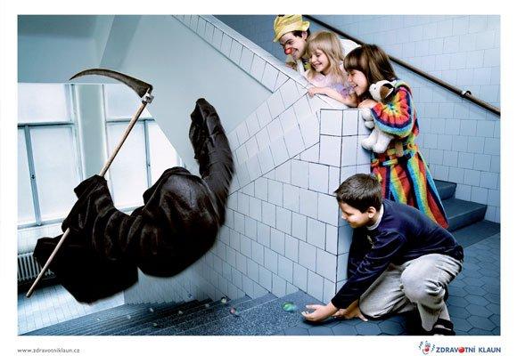国外可爱的儿童创意广告(6)