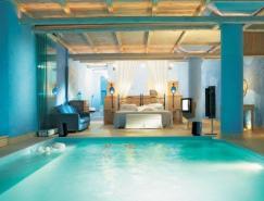 10张华丽漂亮的卧室设计欣赏