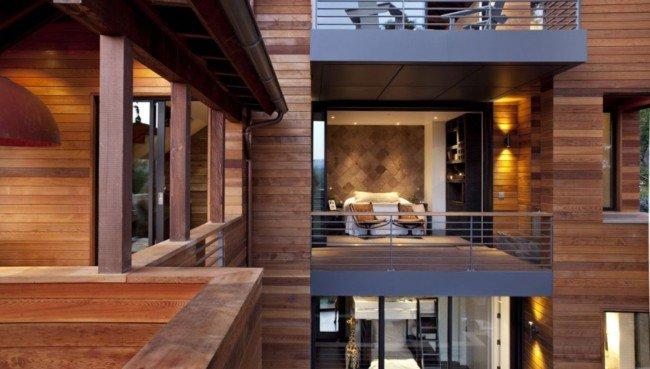 Hillside住宅设计欣赏