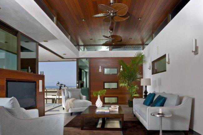 曼哈顿海滩别墅设计