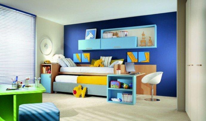 意大利家具商Dearkids2010青少年卧室设计