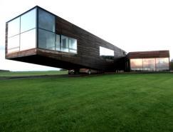 现代建筑:Utriai住宅设计