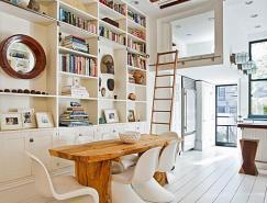4层联排别墅室内设计欣赏