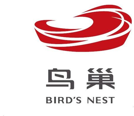 """国家体育场""""鸟巢""""公布新标识吉祥物"""