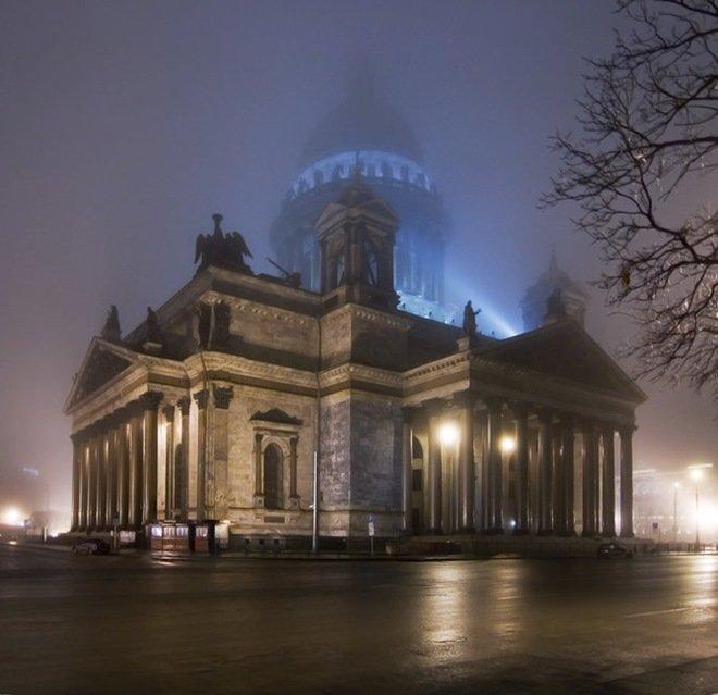 AlexAlekseev城市风光摄影