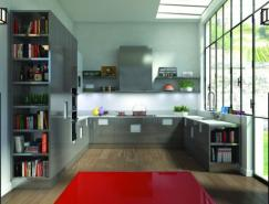 Carre厨房设计欣赏