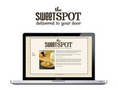 糕点店TheSweetSpot品牌VI设计