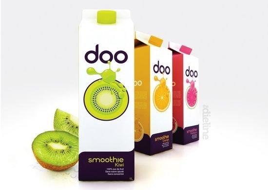 30个国外创意饮料包装设计(2)图片
