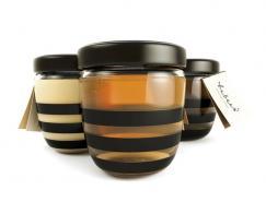 Babees蜂蜜包裝設計
