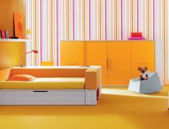 17个漂亮的少年卧室设计欣赏