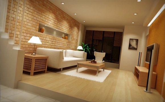 50张漂亮的室内装修效果图欣赏(4)
